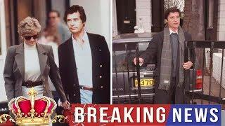 Princess Diana's lover Oliver Hoare dies: Royal 'dreamed' of life with art dealer