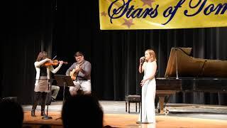 11 Year old Sings Oceans by Hillsong United