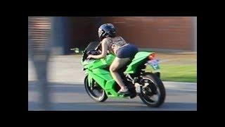 Motorcycle Fail Win Compilation - Funny Videos