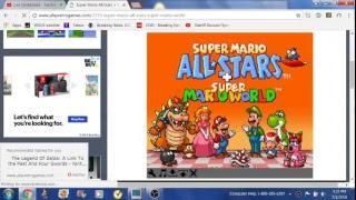 Super Mario All Stars Fail #2