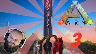 Army of the Obelisk! Ark: Survival Evolved Part 3!
