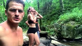 Naked in Nature for the first Time with friends