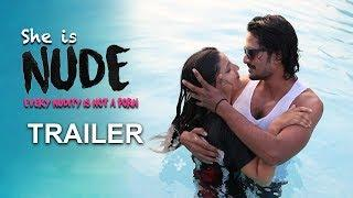 She is Nude    Telugu Independent Film Trailer 2018     A Film By Bhanu Kiran    Premier Show