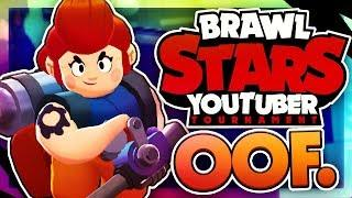 OOF.  Brawl Stars Youtuber Tournament Practice! - Brawl Stars
