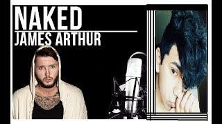 James Arthur - Naked (Cover)