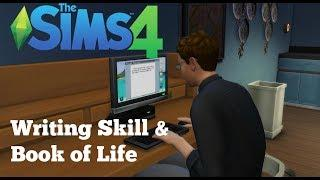 The Sims 4 Writing and Book of Life