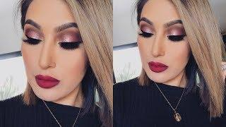 CHIT CHAT GRWM: FALL DARK EYES AND LIPS