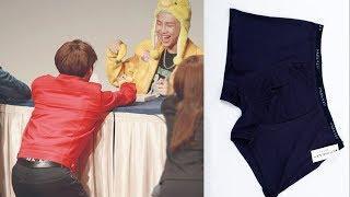 SHOCK!! Jungkook reveals how he took of his underwear in front of the member ????????