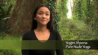 Nude Yogini Sheena Reveals Her Top 3 Nude Yoga Poses!