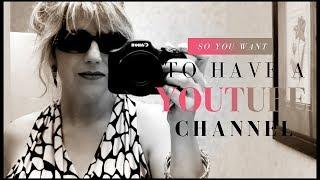 How To Make It on YouTube For Women Over 50