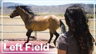 How Horses Keep HIV Community Moving | NBC Left Field