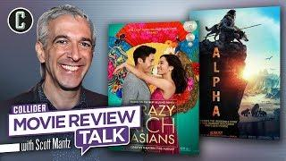 Crazy Rich Asians & Alpha - Movie Review Talk with Scott Mantz