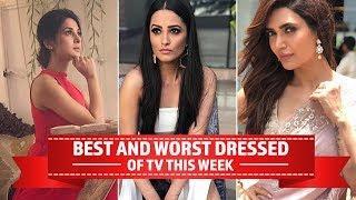 Jennifer Winget, Anita Hassanandani, Karishma Tanna: TV's Best and Worst Dressed of the Week