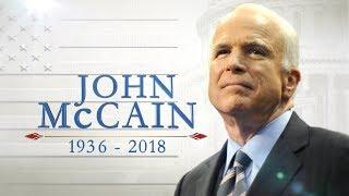 Watch Live: Funeral Service for Sen. John McCain