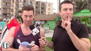 Fourth of July FAIL! - How Many Stars on the American Flag? - Zombie U.S. Citizens Don't Know!