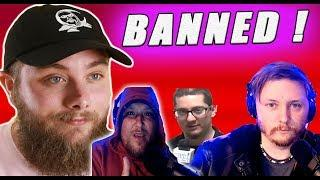 Anything4Views BANNED From Twitch  FOR LIFE !!!    Oh Boi !