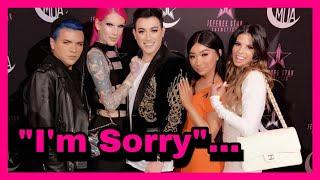 "Jeffree Star's Ex Friends ""Apologize"""