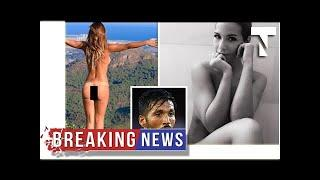 Valencia star Ezequiel Garay's bombshell wife strips NAKED for jaw-dropping Instagram snap | by Top