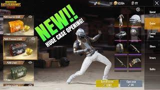 NEW ROCK STAR SET! + HUGE 40 Crate Opening! | PUBG Mobile
