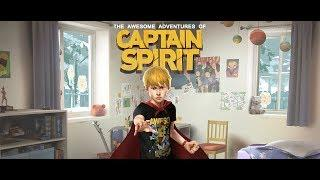 The Awesome Adventures of Captain Spirit - Life is Strange 2 prequel