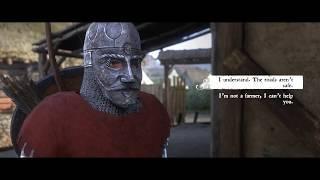NAKED KNIGHT [#54] Kingdom Come: Deliverance with HybridPanda