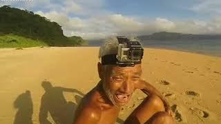 Japanese naked hermit is forced by the government to come back to civilization