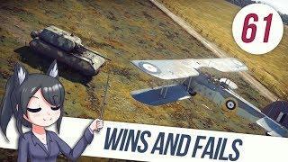 War Thunder: Wins 'n' Fails 61
