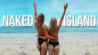 NAKED ISLAND IN THE PHILIPPINES