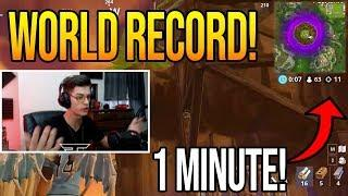 Nate Hill Breaks New *WORLD RECORD* 11 Kills in ONE Minute (INSANE)