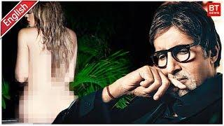 Amitabh Bachchan's Famous Co-Star In Bathtub Goes Naked With Pizza
