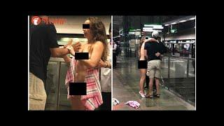 Naked woman, 35, at Pioneer MRT Station arrested