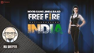 15 HOURS GARENA FREE FIRE STREAM FAIL #INDIA| HINDI ENGLISH