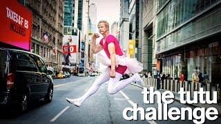 My Outrageous TUTU CHALLENGE with Kamri Noel & Dance Moms Stars