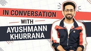 In Conversation with Ayushmann Khurana | AndhaDhun | Bollywood | Pinkvilla