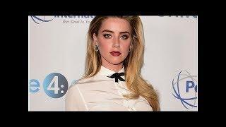 Fail vestimentaire : Amber Heard ne voulait sûrement pas autant en montrer - Potins.net
