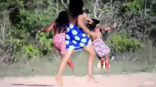 watch Brasil's WOMEN RED INDIAN Playing NAKED FootBall Amazing