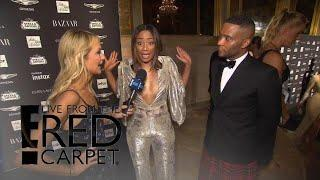 "Tiffany Haddish Hopes ""Nobody Got Bit"" in Nicki & Cardi B Fight 