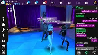 Cupcake Plays Avakin Life | Roasting a naked noob in CC style |