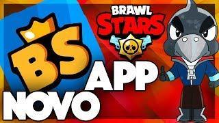 NOVO APP E GAMEPLAY DE CROW!! BRAWL STARS