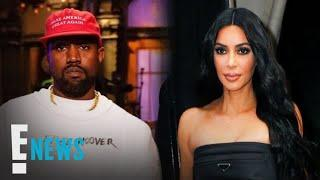 Kim Kardashian Reacts to Kanye's Controversial Political Rant | E! News