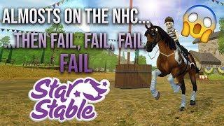 ALMOST-s on the NHC... then fail, fail, fail... || Star Stable Online