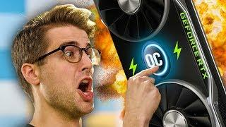Push The Overclock Button! (It's that Simple!)