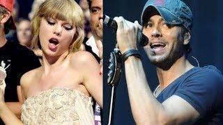Famous People Reacting to Enrique Iglesias!!!!