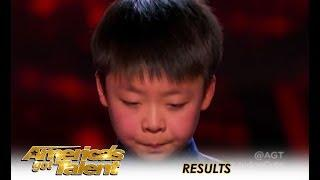 THE RESULTS: The Judges Reveal SHOCKING Results | Judge Cuts 3 | America's Got Talent 2018