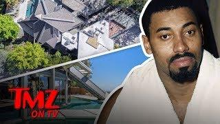 Wilt Chamberlain's Infamous Mac House Is Up For Sale! | TMZ TV