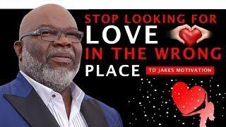 TD JAKES  ► REAL LOVE Td Jakes gives advice in the potters house in 2018