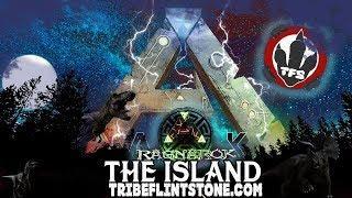 ARK THE ISLAND | BOSS BATTLE