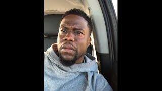 Kevin Hart Tired Of Mr. Naked Man