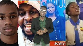 Drake Votes For Kei Kei On Rising Stars   Popcaan Blocked From Hotel   Weir Stopped