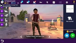 AVAKIN LIFE HAVE 2 NEW ANIMATION PACKS!!!